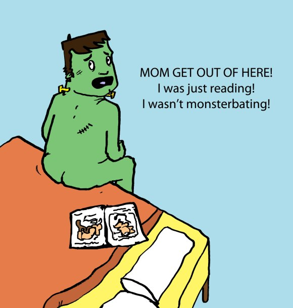 monsterbating