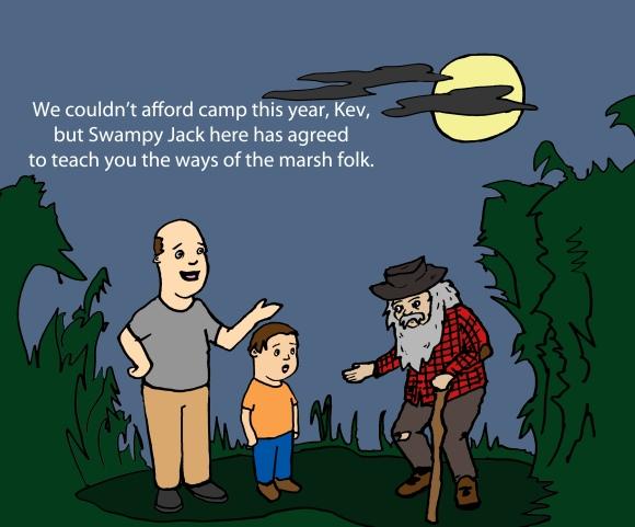 swamp deal